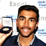 Parvesh - nominated for Young Volunteer of the Year