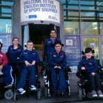 The PACE Boccia athletes at Nationals
