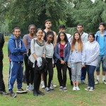 The Challenge Network sent down a fantastic group of volunteers, who made the whole day run smoothly