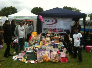 PACE @ The Hanwell Carnival 2012