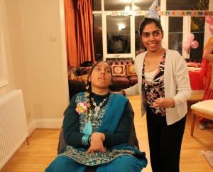 kavita and sarah